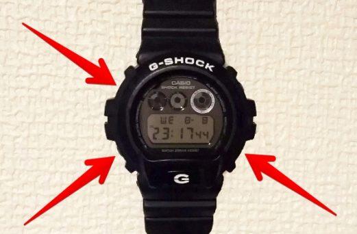 GショックDW-6900のの画像